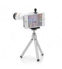 8x Zoom Telescope Camera Lens Kit 4 Iphone 4 4S