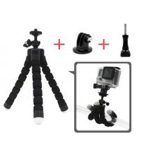 Flexible Mini Octupus Tripod Compatible with GoPro