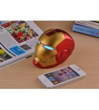 IRON MAN Bluetooth LOUD SPEAKER (RED)